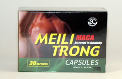 AC MEILI TRONG SOFT CAPSULES